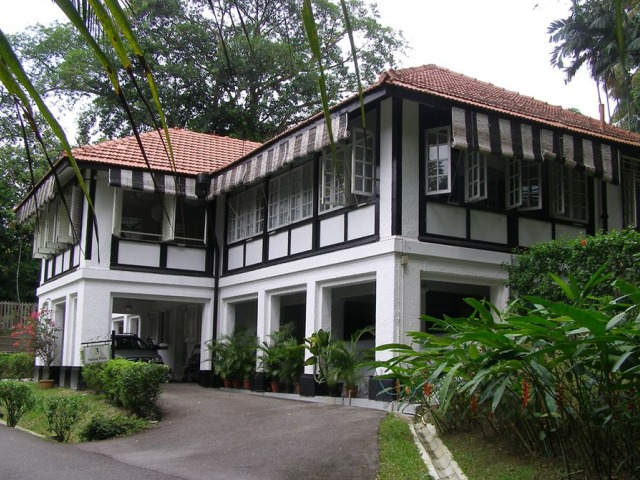 Roof Styles In Singapore For Bungalows