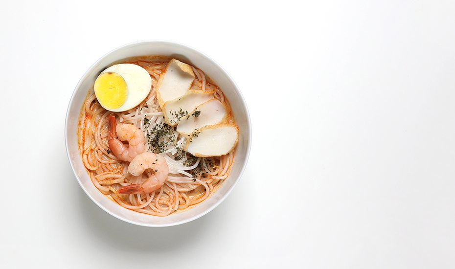 Home Hawkers: Recipe for home-cooked Singapore laksa
