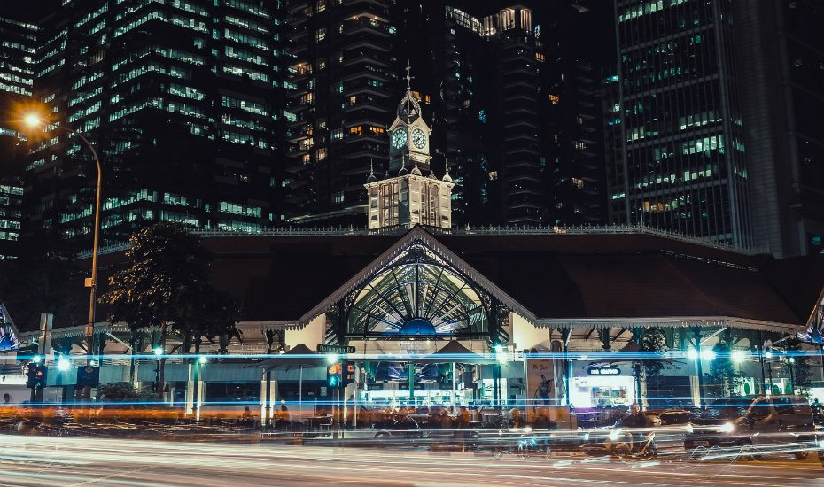 Guide to Lau Pa Sat