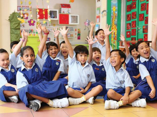 best international schools in singapore
