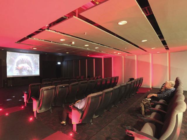 changi airport movies