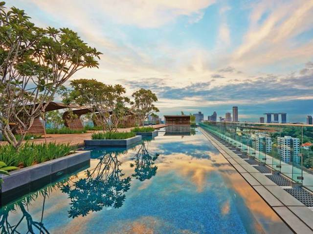 Staycation Singapore One Farrer Hotel Spa Honeycombers Singapore