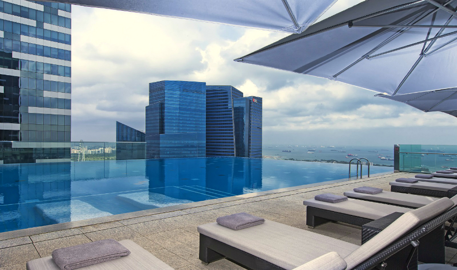 Five Star Hotels In Singapore City