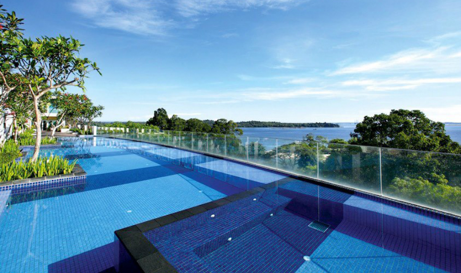 Village Hotel Changi | best hotel swimming pools in Singapore