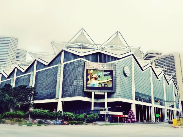 Suntec Convention & Exhibition Centre