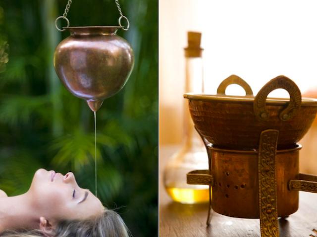 Ayurvedic Massage Ritual