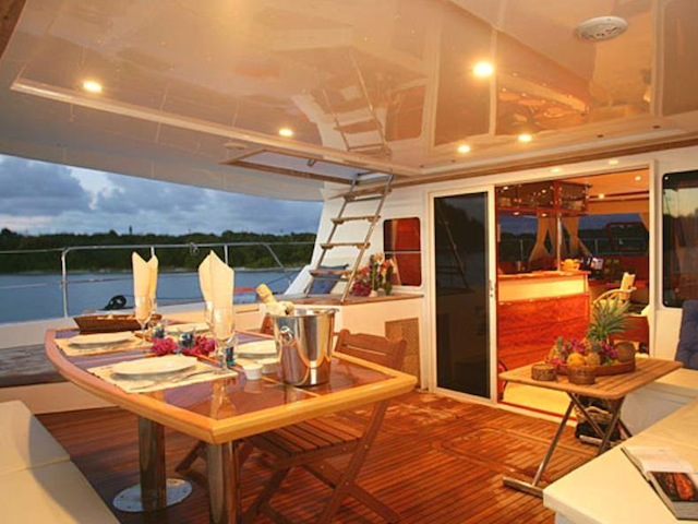 blue star yachting