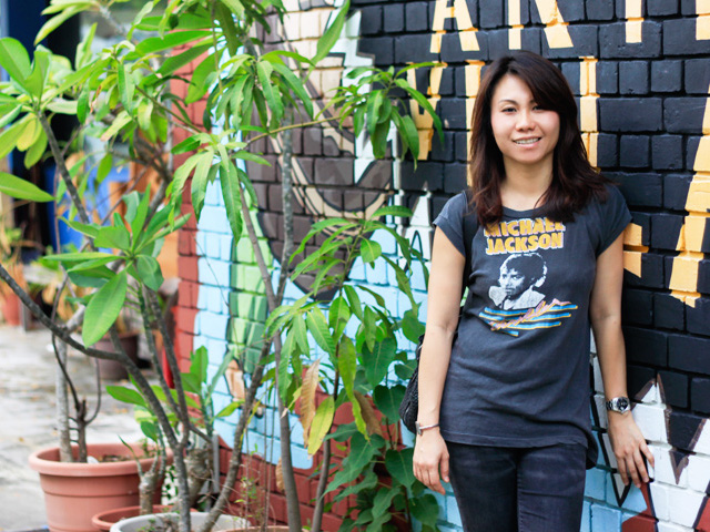 Local Fashion Designers in Singapore: LING WU