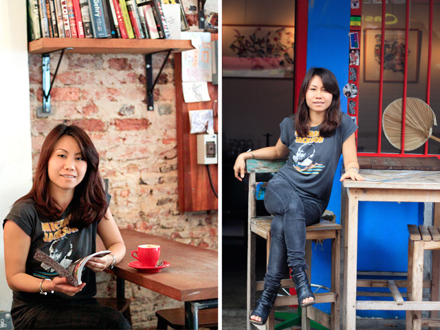 Guide to Kampong Glam with Ling Wu