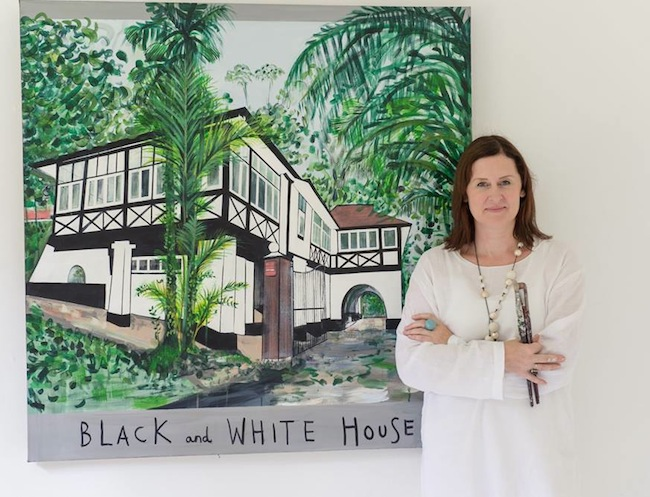 Touring Colonial Singapore with Geraldine