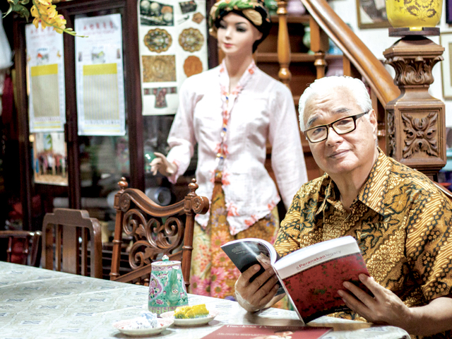 Interview: Katong Antique House's Peter Wee dishes about the Peranakan neighbourhood in Singapore