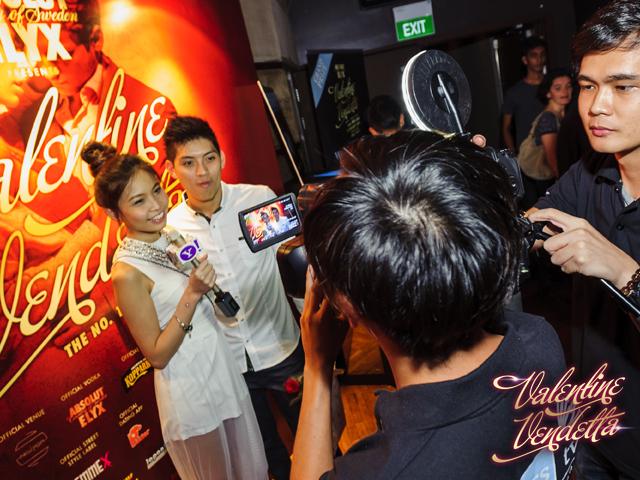 Valentine Vendetta   Nightlife Events   Honeycombers Singapore