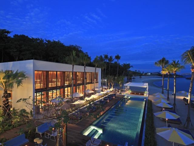 Tanjong Beach Club | Things to do in Singapore
