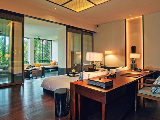 Deluxe Suite | Fairmont Bali