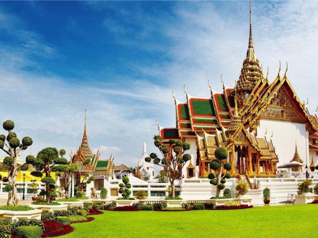HNC - Royal Palace Bangkok - Thailand
