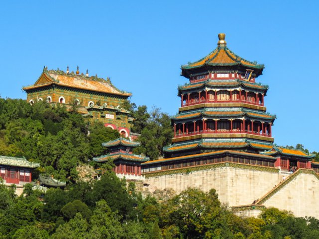HNC - Summer Palace Beijing - China