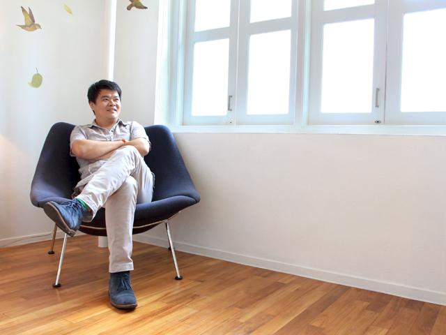 Man About Town: Loh Lik Peng
