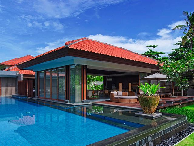 Presidential Beachfront Villa | Fairmont Sanur Beach Bali