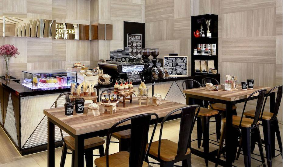 The Coffee Belt   Park Hotel Alexandra