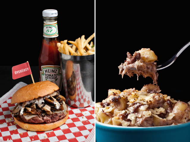 Dig In: An All-American Feast at OverEasy