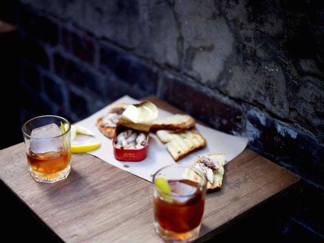 Melbourne - Cocktails at Bar Americano