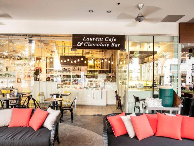 Laurent Bernard - A whimsical, idyllic and quaint chocolatier by the riverside