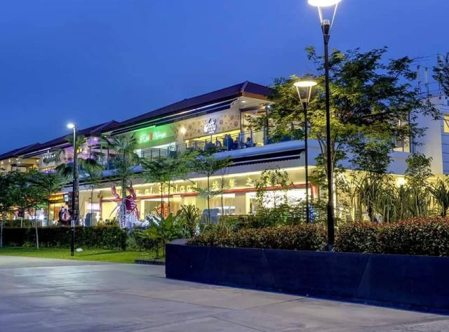 There is also a halal restaurant available for Muslim families living in Punggol