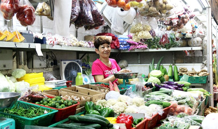 Singapore's best wet markets: it's all about the freshest fish, vegetables, fruits and local food finds