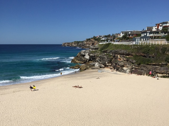 The glorious walk from Bronte to Bondi