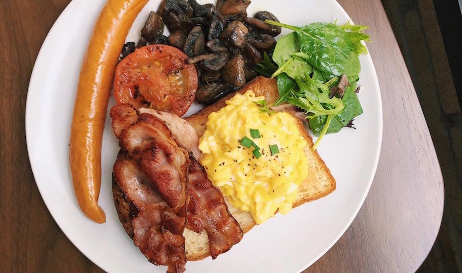 Cheap Brunch In Singapore Places To Get Eggs Benedict And