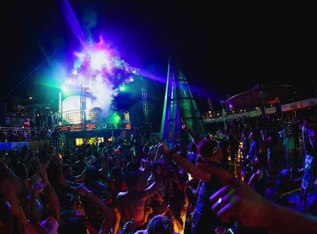 EDM festivals are taken to new heights with ship parties like It's The Ship