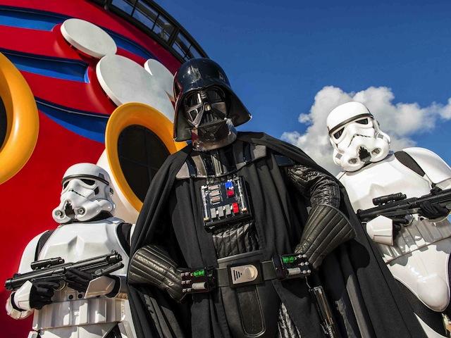 Disney Cruise is bringing the entire Star Wars galaxy on board