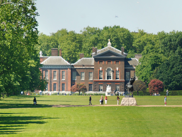 Kensington Palace in London Guide
