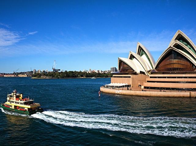 Sydney Opera House. Credit: Ethan Rohloff