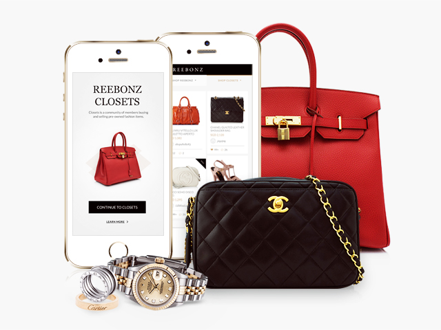 Join the craze on CLOSETS  Reebonz s spanking new platform for buying and  selling pre-owned luxury items ac9b3ee0ee5ba