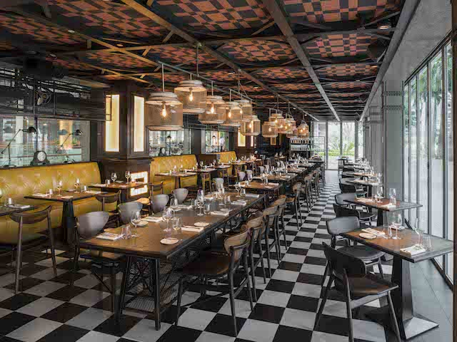 Hot new tables july restaurants in singapore