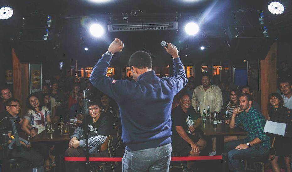 Comedy nights in Singapore: Have a good laugh at these entertaining stand-up shows