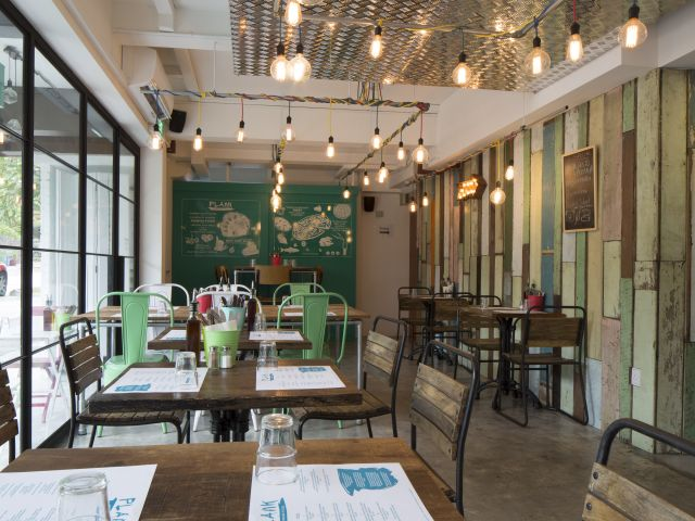 Restaurant review: Plank Sourdough Pizza on Swan Lake Avenue, Singapore