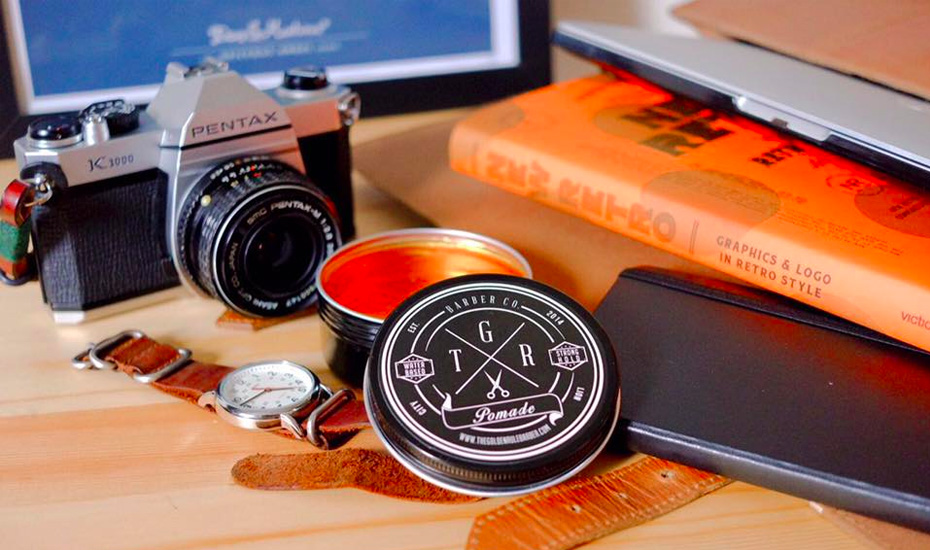 Original pomades by The Golden Rule Barber Co. | Barbershops in Singapore