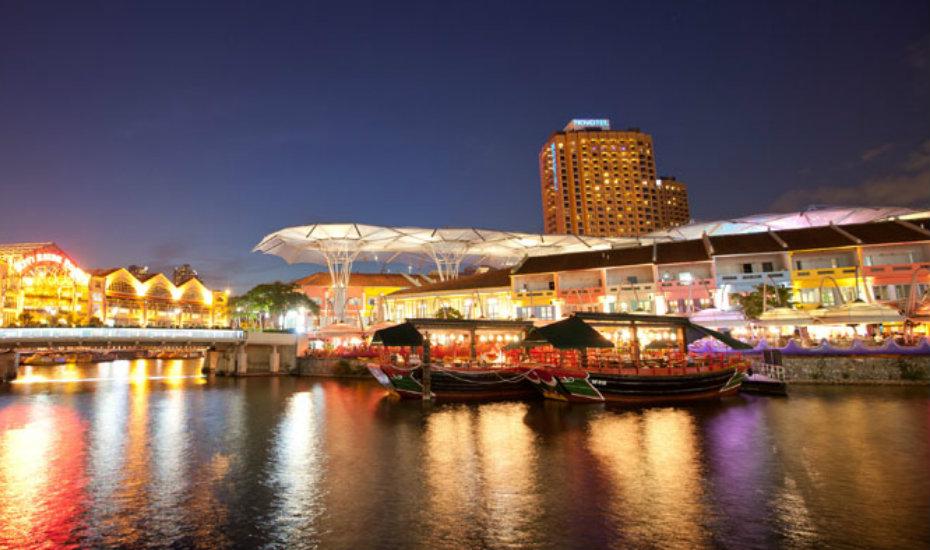 Tongkang Riverboat Dining