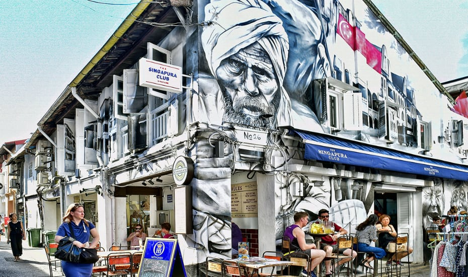 Guide to Haji Lane, Singapore: Where to shop, eat, and grab a drink in the hipster neighbourhood