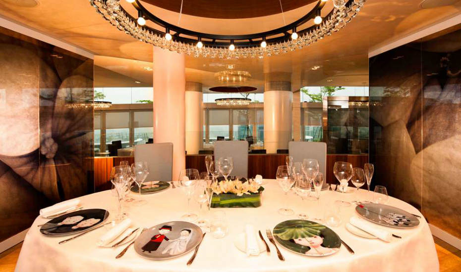 Private Dining Rooms In Singapore Restaurants To Go For