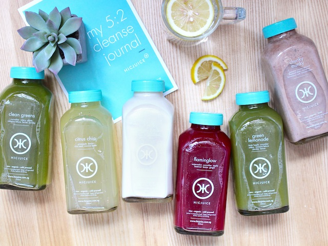 Juice cleanse in Singapore: We review HICJUICE's detox programme