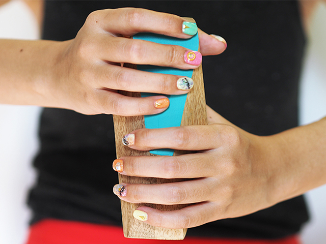 Nail salons in Singapore: Get a cool, long-lasting nail art manicure at Home Nails on Handy Road