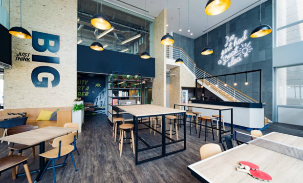co-working space in Singapore