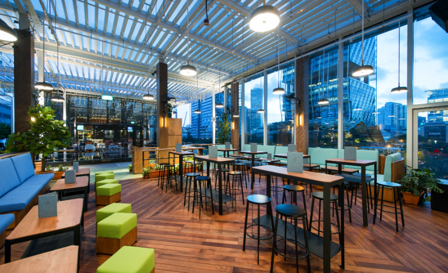 Best Party Venues In Singapore Rooftop Bars Yachts