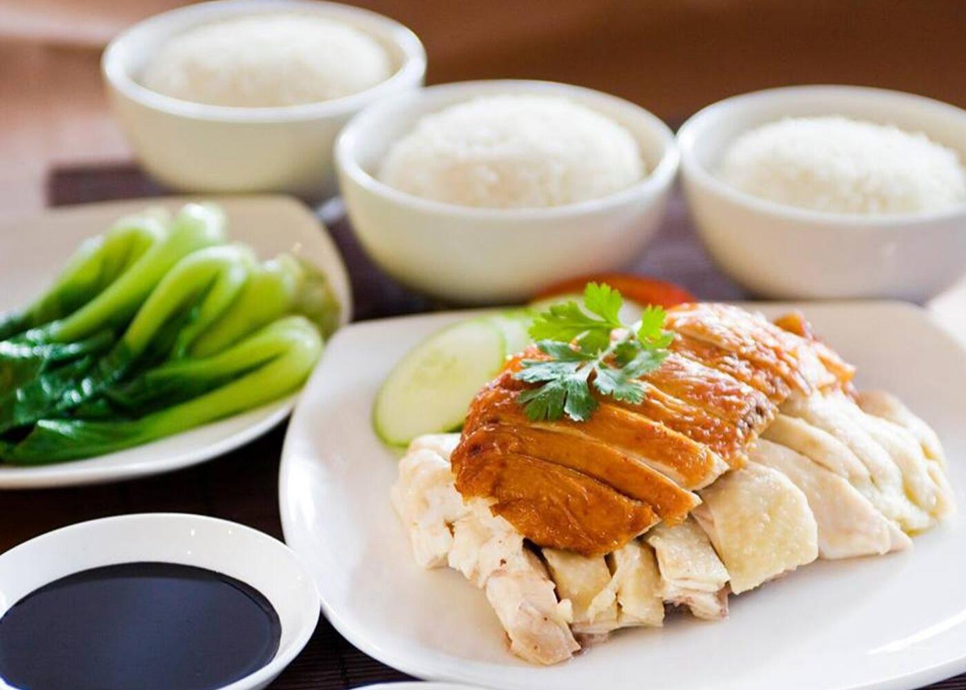 Chicken Rice Balestier Loy Kee