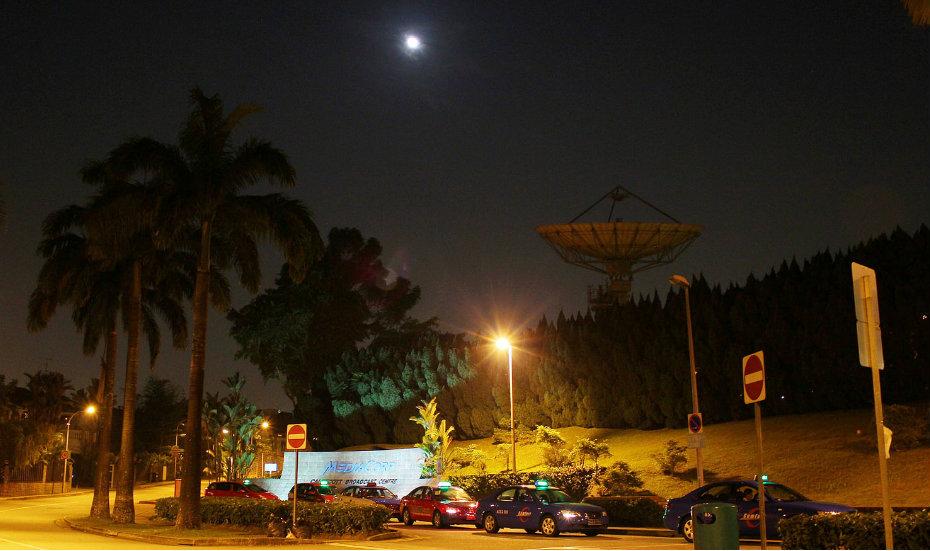 caldecott hill | haunted places in singapore