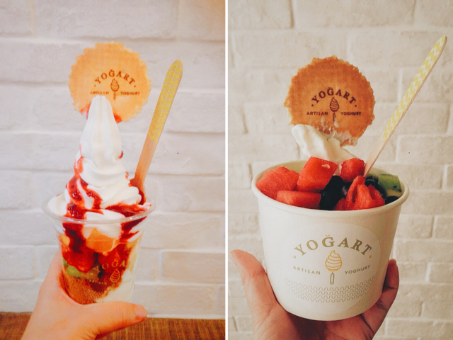 Frozen Yogurt In Singapore Best Places To Go For A Cold Sweet Cup