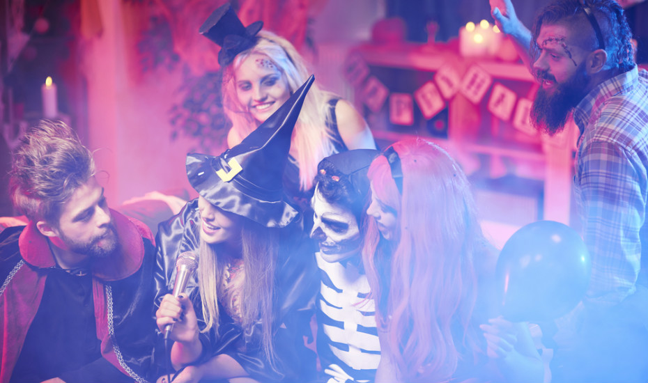 Prepare for the hottest Halloween party of the year with costumes from any of these stores. Photo: Shutterstock